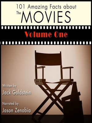 cover image of 101 Amazing Facts about the Movies, Volume 1